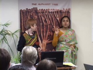 Rebecca Oxford and Rashi Jain