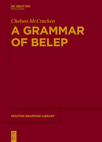 image of grammar of Belep book